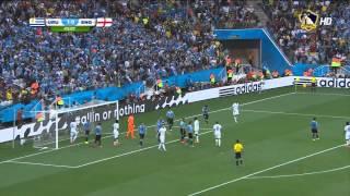Equipo Galactico - Uruguay vs Inglaterra