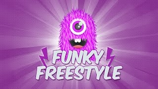 Funky Freestyle Episode #004 | Guestmix by Crude Intentions | Freestyle 2016 | Goosebumpers