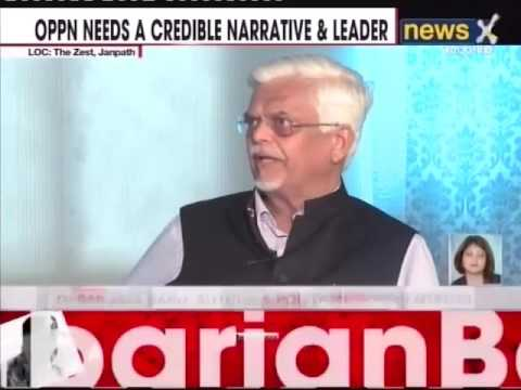 NewsX - Is there a future for Congress under Rahul Gandhi? (featuring Sanjaya Baru)