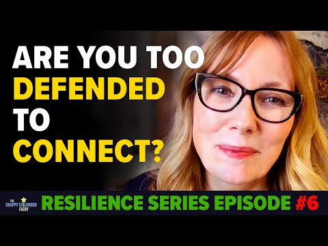 CPTSD: Are You So DEFENDED You Can't CONNECT With People?