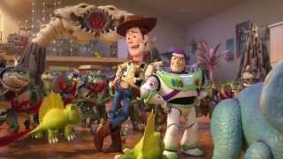 Toy Story That Time Forgot: Blu Ray Trailer