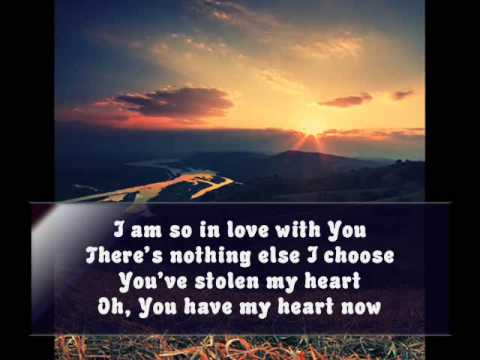 So In Love Lyrics Jeremy Camp Youtube