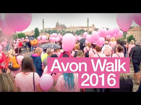 Avon Walk 2016