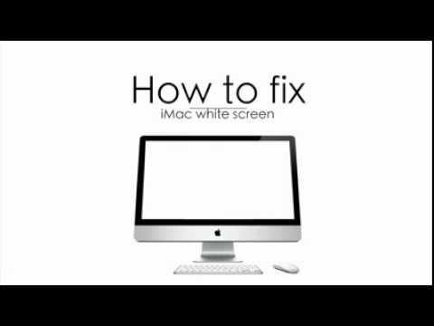 How To Fix White Screen On Your Mac