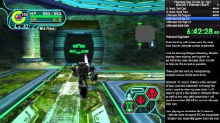 Phantasy Star Online Episode 1 Ultimate (100%?) Speedrun in 9:41:38 - 4 / 5