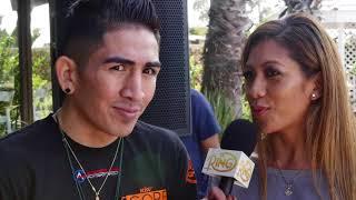 Leo Santa Cruz, Abner Mares talk about Oct. 14 title defenses