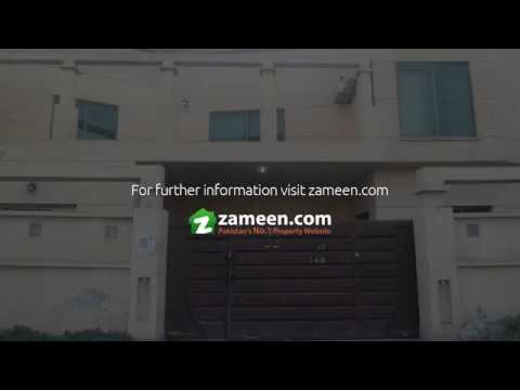 6,750 Sq. Ft. DOUBLE STOREY HOUSE FOR SALE IN BLOCK B REVENUE SOCIETY LAHORE