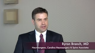 Byron Branch, MD - Carolina Neurosurgery & Spine Associates