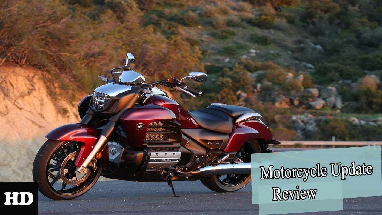 Hot News!! 2019 Honda Goldwing VaLkyrie l Honda Goldwing ...