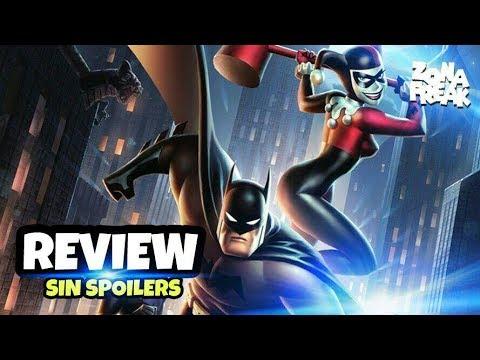 [Review]: Batman and Harley Quinn - Sin Spoilers | Zona Freak