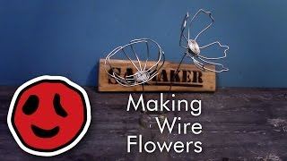 How to make Wire Flowers