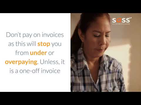 Sass – Our 12 Bookkeeping Tips