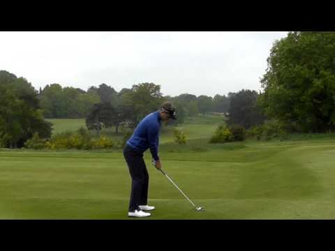 "Luke Donald Tips: ""How to set & move your weight in the golf swing"""