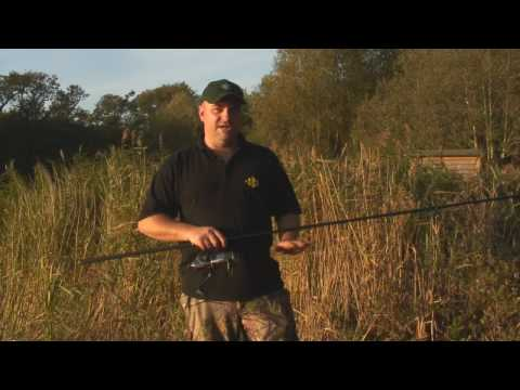 Carp Tackle Tips With Rob Nunn (www.jrc-fishing.co.uk)