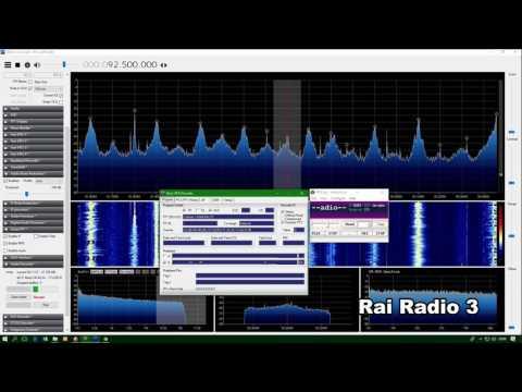 Radio Rai 3 in czech republic 17.06.2017 in ES/TROPO