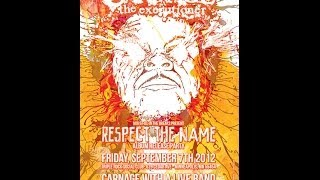 Carnage - Respect The Name Album Release + Party: All-Star Cypher {Promo}