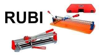 плиткорез RUBI STAR-50-N-PLUS обзор