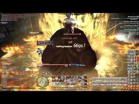 [FFXIV] Ninja 70LV Rotation