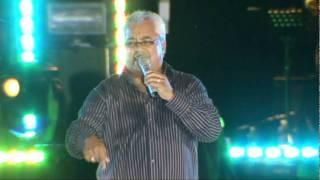 Danny Berrios - Dios cuida de mi en vivo, en Villahermosa 2011