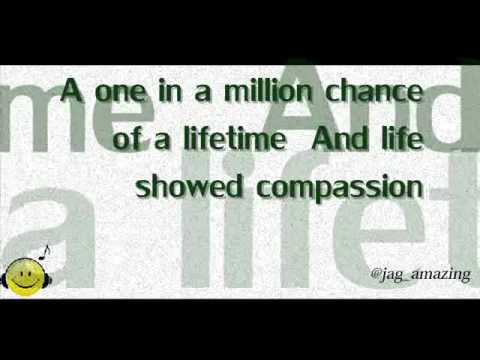One In a Million You  - Larry Graham with Lyrics