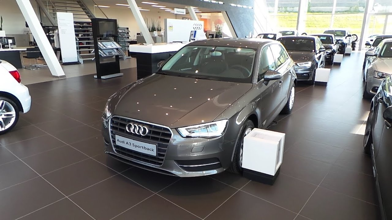 audi a3 sportback 2015 in depth review interior exterior. Black Bedroom Furniture Sets. Home Design Ideas