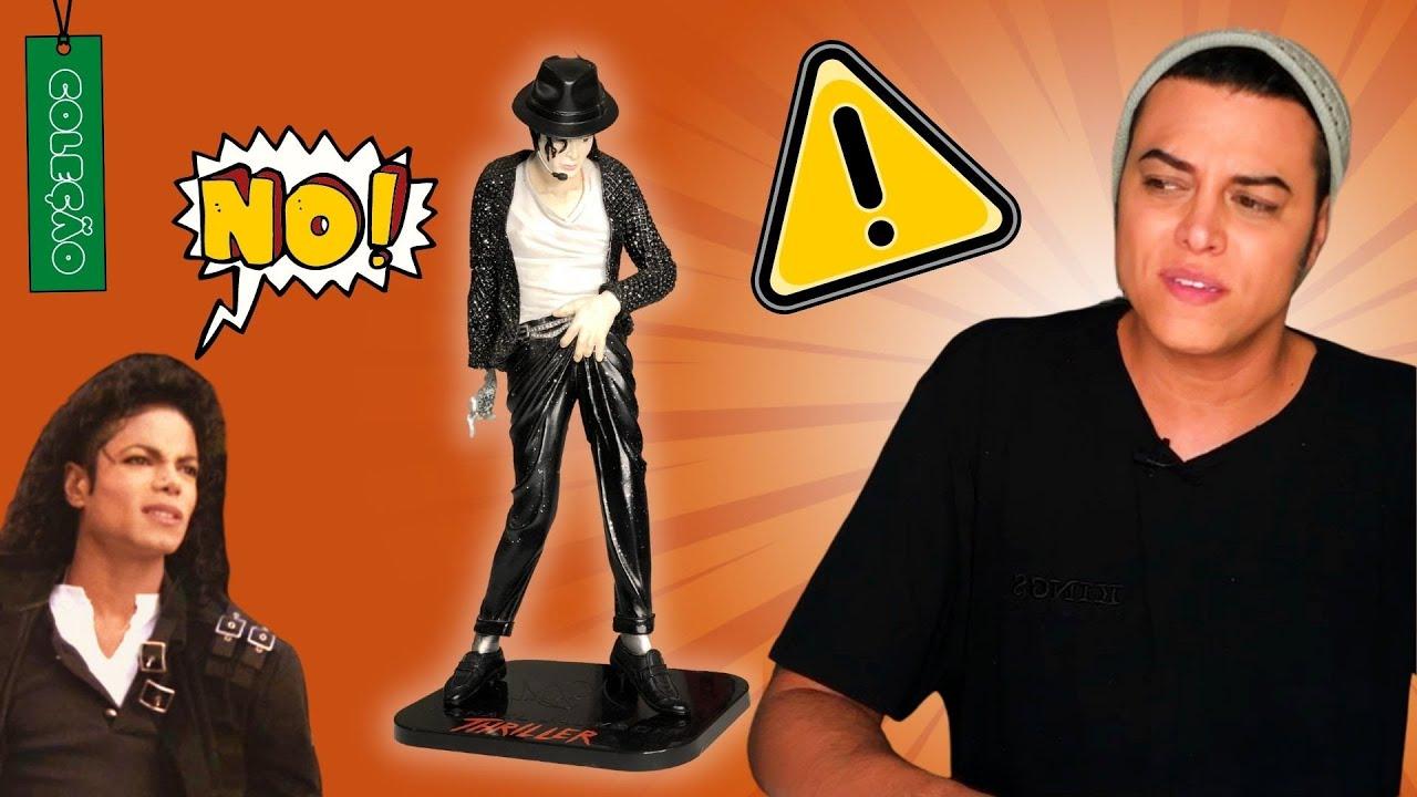 Que Billie Jean é Esse? Coleção Michael Jackson