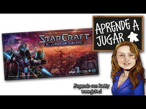 Starcraft juego de mesa boardgame youtube for Cazafantasmas juego de mesa