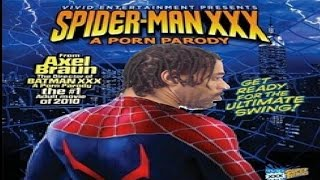 Spider man XXX A Porn Parody review