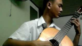 Noi Nho Dong Bang Guitar - by Hand
