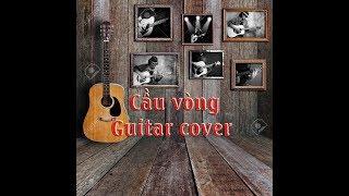 Cầu Vòng  (Rainbow) - Jay Chou - Guitar Cover by me
