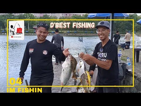 Dbest Fishing Pond @ Pasir Ris | Singapore Fishing 2020