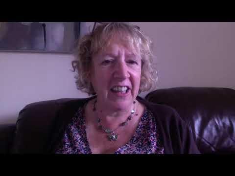Gill chats to Trauma Therapist