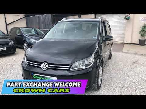 VW TOURAN 2 0TDI SPORT 7 SEATER 2011