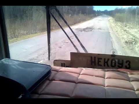 Дорога Октябрь Некоуз в отличном состоянии