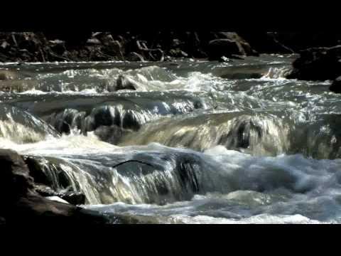 Waterfall At Geary State Fishing Lake