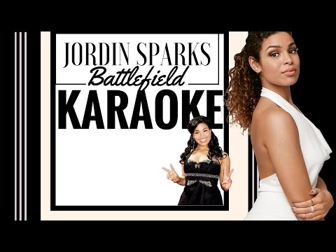 Jordin Sparks - Battlefield Karaoke