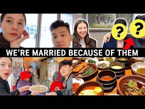 We're Married Because of Them | Week in SEOUL [국제커플] 이 친구들 덕분에 결혼했어요