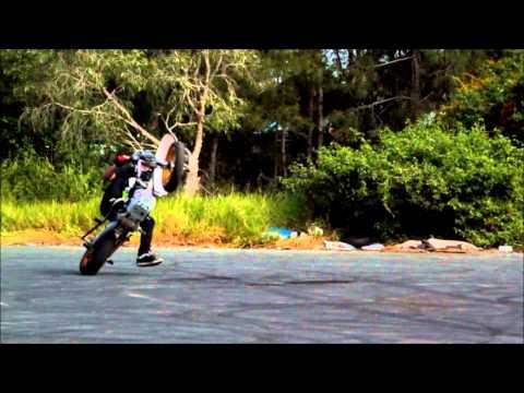 50STUNT COM Video Competition, Ben Nelson, Insane Supermoto Video!