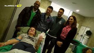 La afición colabora con la campaña Dona Sangre