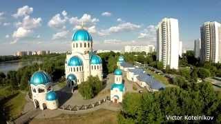 Храм Живоначальной  Троицы, 1000 лет крещения Руси.