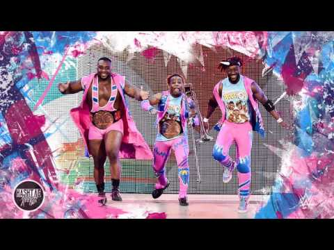2016: The New Day 2nd WWE Theme Song -