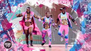 "2016: The New Day 2nd WWE Theme Song - ""New Day, New Way"" (With Big E Quote) + Download Link ᴴᴰ"