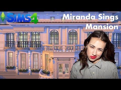 The Sims 4 House Tutorial Miranda Sings Mansion Tour
