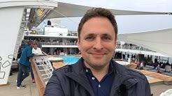 Mein Schiff 6 live - Auslaufen aus Kiel