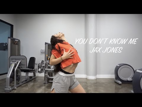 Jax Jones  You Dont Know Me Ft Raye   Leslie Marie Dance Choreography   Routine 2017