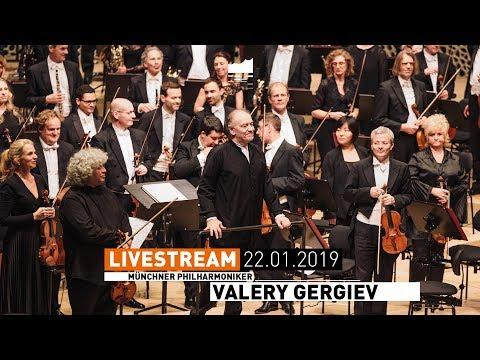 Elbphilharmonie LIVE | »Das Lied von der Erde« – die Münchner, Valery Gergiev und Gustav Mahler