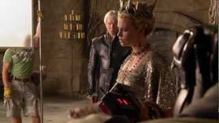 Snow White and the Huntsman - On The Set: Death In The Throne Room