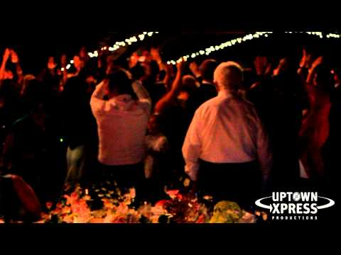 Montreal Russian Wedding DJ at Auberge St-Gabriel Montreal - Alison & Alex Uptown Xpress