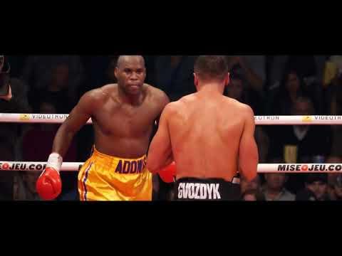 Adonis Stevenson Last Fight Highlights  ( Vs Gvozdyk )