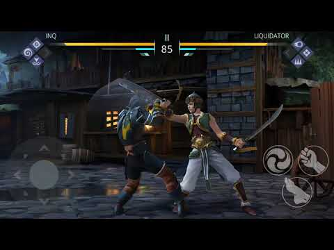Shadow Fight 3: New story changes - the Liquidator